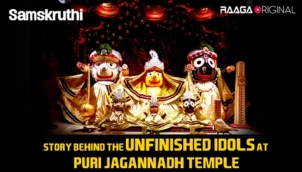 Story behind the unfinished idols at Puri Jagannadh Temple