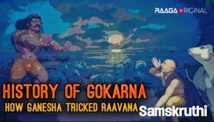 History Of Gokarna How Ganesha tricked Raavana
