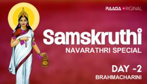Navarathri Special (2) - Brahmacharini