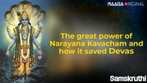 The great power of Narayana Kavacham and how it saved Devas