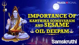 Importance of Karthika Somavaram and Sesame Oil Deepam