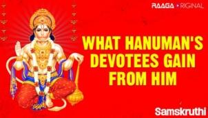 What Hanuman's Devotees Gain from Him