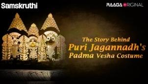 The Story Behind Puri Jagannadh's Padma Vesha Costume