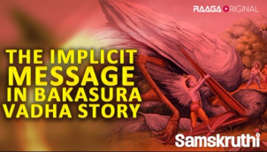 The Implicit Message in Bakasura Vadha Story