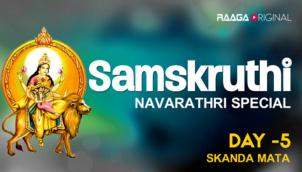 Navarathri Special (5)  - Skanda Mata