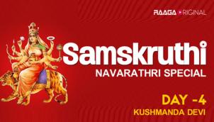 Navarathri Special (4)  - Kushmanda Devi
