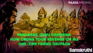 Pandavas' Guru Dakshina: How Drona took revenge on his one-time friend Drupada