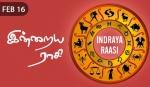 Indraya Raasi - Feb 16