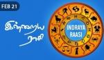 Indraya Raasi - Feb 21