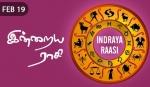 Indraya Raasi - Feb 19