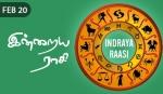 Indraya Raasi - Feb 20