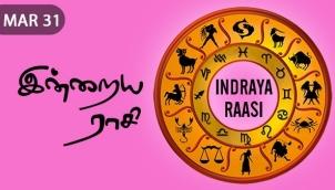 Indraya Raasi - Mar 31