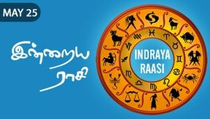 Indraya Raasi - May 25