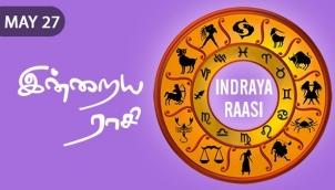 Indraya Raasi - May 27