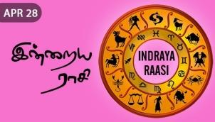 Indraya Raasi - Apr 28