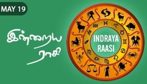 Indraya Raasi - May 19