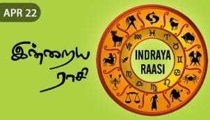 Indraya Raasi - Apr 22