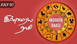 Indraya Raasi - Jul 01