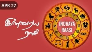Indraya Raasi - Apr 27