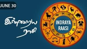 Indraya Raasi - Jun 30