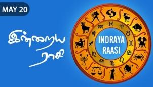 Indraya Raasi - May 20