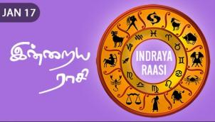 Indraya Raasi - Jan 17