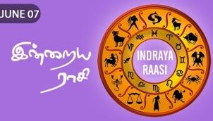 Indraya Raasi - Jun 07