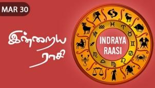 Indraya Raasi - Mar 30