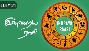 Indraya Raasi - Jul 21