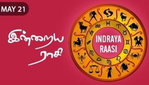 Indraya Raasi - May 21