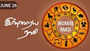 Indraya Raasi - Jun 26