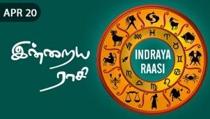 Indraya Raasi - Apr 20