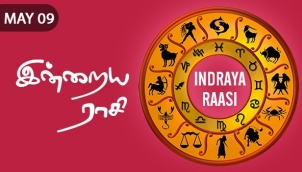 Indraya Raasi - May 09
