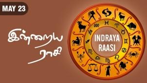 Indraya Raasi - May 23