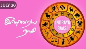 Indraya Raasi - Jul 20