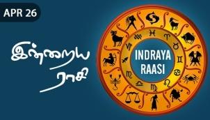Indraya Raasi - Apr 26