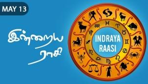 Indraya Raasi - May 13