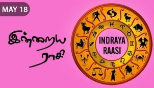 Indraya Raasi - May 18