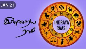 Indraya Raasi - Jan 21