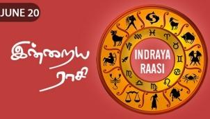Indraya Raasi - Jun 20