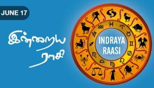 Indraya Raasi - Jun 17