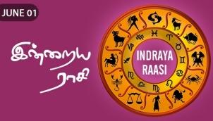 Indraya Raasi - Jun 01