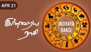 Indraya Raasi - Apr 21