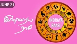 Indraya Raasi - Jun 21