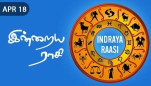 Indraya Raasi - Apr 18