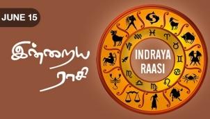 Indraya Raasi - Jun 15