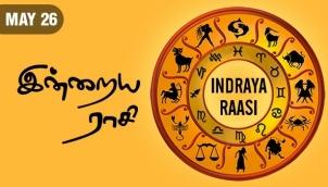 Indraya Raasi - May 26