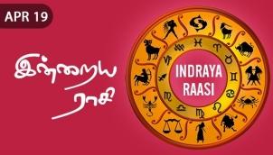 Indraya Raasi - Apr 19