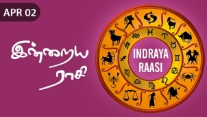 Indraya Raasi - Apr 02