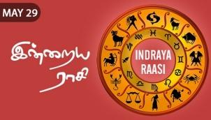 Indraya Raasi - May 29